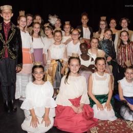 Mai 2016 : opéra Le Bal des Douze princesses