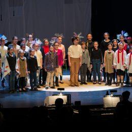 Juin 2017 : Opéra Le Petit Prince _ 30e anniversaire du choeur